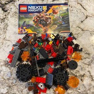 Lego 70313 Nexo Knights Moltor's Lava Smasher